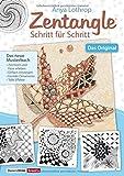 Zentangle® Schritt für Schritt: Das neue Musterbuch: Das neue...