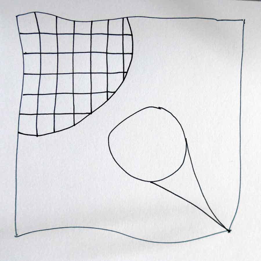 Schritt 3 Zentangle®-Anleitung